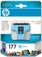 Картридж HP 177 Light Cyan (светло-голубой)