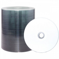 Диски Ritek DVD-R 4.7GB Printable bulk 100 п/з