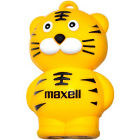 Детская флешка Maxell 4Gb Animal Collection (тигренок)