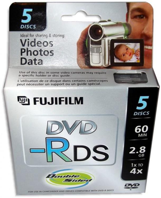 Диски для камеры fujifilm mini DVD-R 2.8GB 8см. 60 минут. : Купить в Москве и по России. Высокий уровень обслуживания - DISKIN.ru