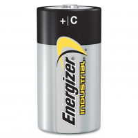 Батарейки ENERGIZER С 1.5V INDUSTRIAL ALKALINE BATTERY 12 шт.