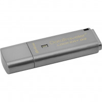Флешка Kingston DataTraveler Locker+ G3 64GB USB 3.0 С паролем
